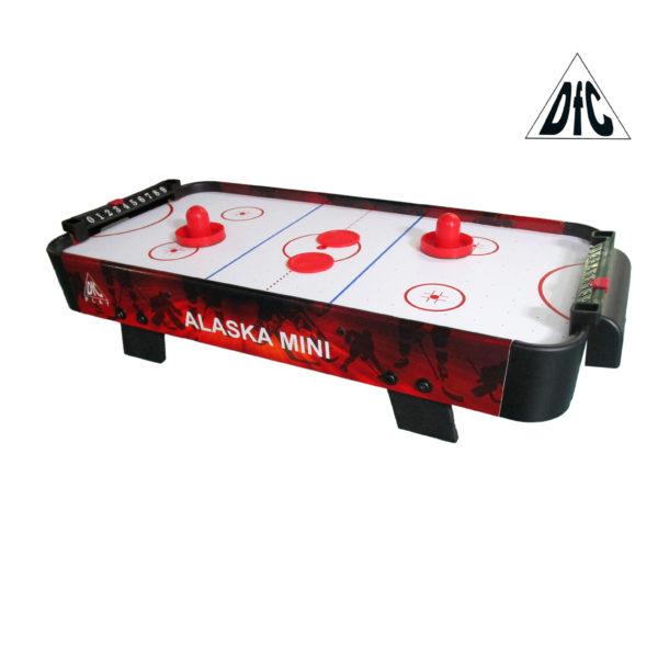 Игровой стол - аэрохоккей DFC Alaska Mini AT-100 - AT-100