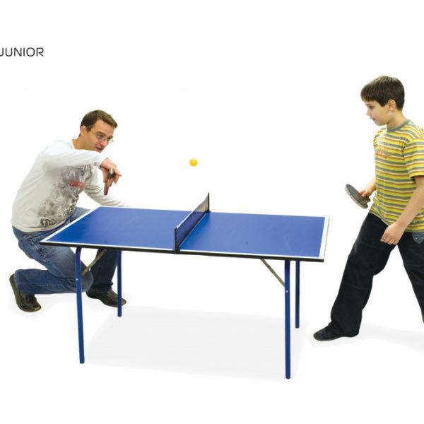 Теннисный стол Junior - для самых маленьких любителей настольного тенниса -
